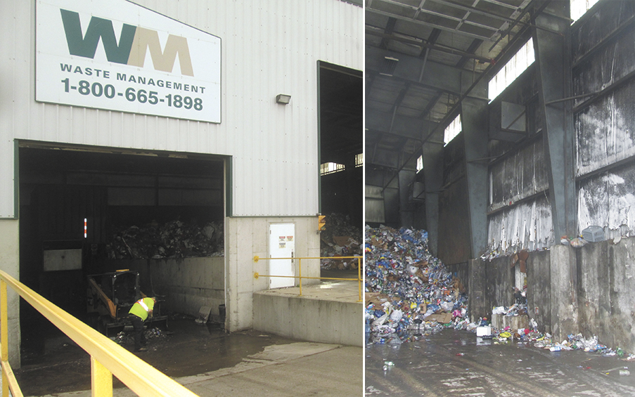 Fire at Mount Forest Waste Management facility causes $100,000 in damage