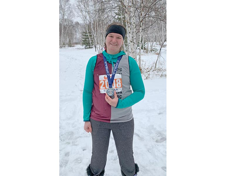 Fergus student wins silver in cross country - Wellington Advertiser